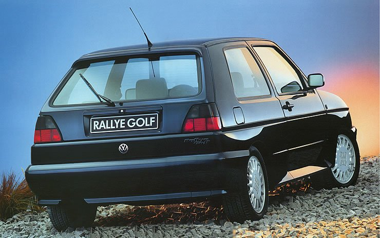golf rallye screen